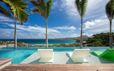 Brand New Villas on Saint Barts | Saint Barts newest villas