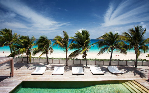 Saint Barts Beachfront villas | Saint Barts beachfront vacation rentals